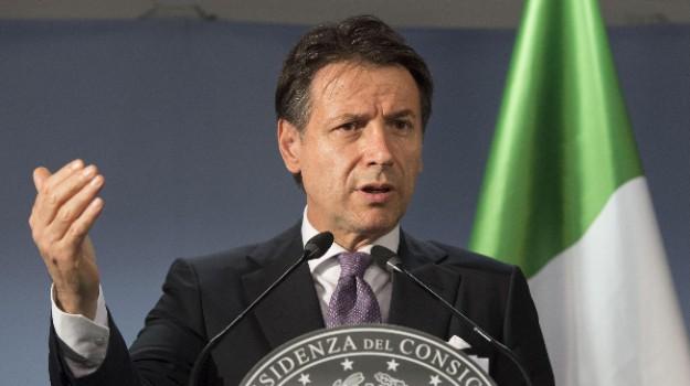 presidente del consiglio in calabria, Giuseppe Conte, Calabria, Politica