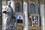 Paolo VI e Romero sonosanti, in 7 elevati agli altari da Papa Francesco