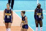 Volley, le azzurre incontreranno la Cina nella semifinale dei Mondiali