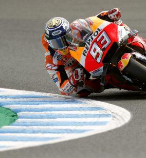 MotoGp, Marquez trionfa a Motegi e vince il terzo mondiale di fila