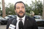 """Sequestro della Aquarius, Salvini: """"Ho fatto bene a bloccare le navi delle Ong"""""""