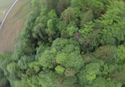 Lo sportivo si era lanciato da una parete verticale nella valle di Lauterbrunnen, in Svizzera