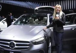 La nuova Mercedes Classe BFunzionalità fa rima con sportività Più spaziosa, più slanciata, più connessa. Tutti i segreti della nuova generazione - Corriere Tv