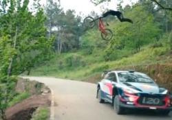 Chi vincerà tra il biker Andreu Lacondeguy e il pilota Dani Sordo?
