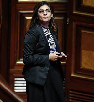 Laura Castelli, vice ministro all'Economia