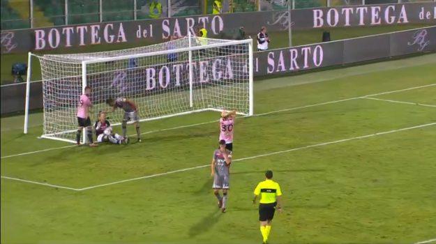 calcio, palermo-crotone, serie b, Catanzaro, Calabria, Sport