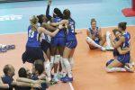 Mondiale di pallavolo femminile, l'Italia batte la Cina e vola in finale