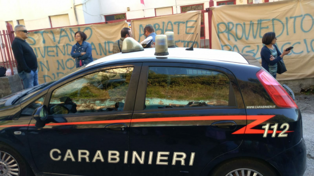 protesta aieta, scuola aieta, Cosenza, Calabria, Cronaca