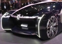 Renault EZ-Ultimo, limousinedi lusso del futuro Dopo EZ-Go e EZ-Pro, ecco il terzo veicolo visionario del marchio francese. Elettrico. A guida autonoma. Condiviso. Un «bozzolo» raffinatissimo per viaggiare comodi e nella privacy più piacevole - Corriere Tv