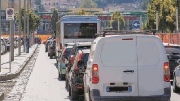 traffico a cosenza, Cosenza, Calabria, Cronaca