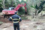 San Pietro a Maida, quarto giorno di ricerche del bimbo disperso: si scava ancora nel fango
