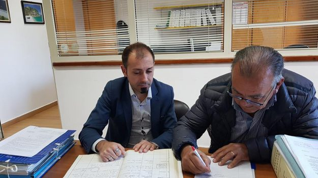 Lavori post sisma a Mormanno, Giuseppe Regina, Cosenza, Calabria, Politica