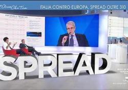 A L'aria che tira, su La7, l'opinione di Guido Maria Brera sul no dell'UE alla manovra finanziaria dal Cofondatore del Gruppo Kairos