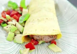 Tacos di vitella rolls