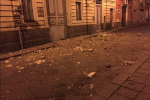 Terremoto nella notte a Catania, paura e gente in strada: magnitudo 4.8