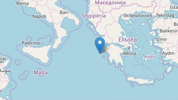 allerta tsunami, terremoto grecia, Sicilia, Mondo