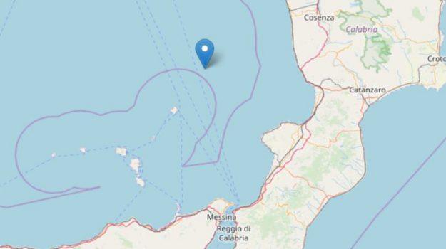 terremoto calabria, terremoto messina, Sicilia, Cronaca