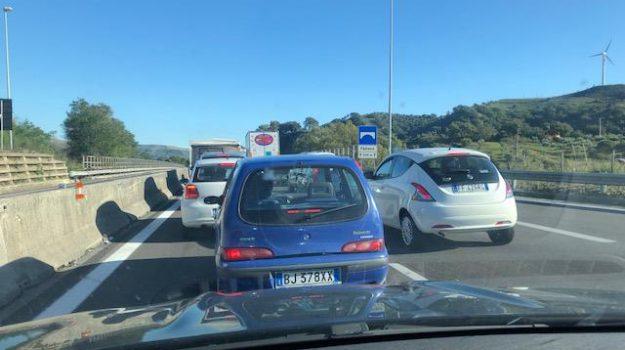 catanzaro, lavori statale 280, manutenzione statale 280, statale 280 Dei Due Mari, traffico statale 280, Catanzaro, Calabria, Cronaca