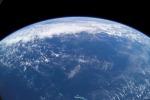 Gli oceani visti dalla Stazione Spaziale Internazionale (fonte: NASA)