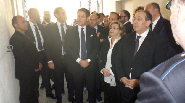 premier conte locri, Giuseppe Conte, Calabria, Politica
