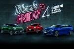 Black Friday 2018, gli imperdibili 4 giorni di Fiat e Lancia