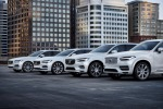 Volvo 'a caccia' del record annuale,a ottobre +11,8% vendite