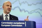 Moscovici: dialogo con l'Italia in corso. Vediamo un cambiamento positivo