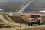 Avventura artica en plen air con Jeep Wrangler senza porte