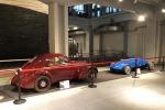 Aerodinamica protagonista alla mostra 'Forme della velocità'
