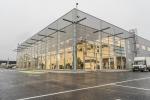 Nissan apre nuovo centro ricerche a San Pietroburgo