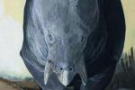 Ricostruzione artistica del grande mammifero Lisowicia bojani (fonte: Karolina Suchan-Okulska)