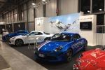 Alpine alla Milano AutoClassica con la A110 Premire Edition