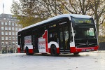 Debutta ad Amburgo primo autobus elettrico Mercedes eCitaro