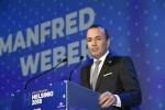 Il Ppe incorona Weber candidato di punta alle Europee