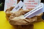 Guerra del riso, agricoltori in piazza a Vercelli