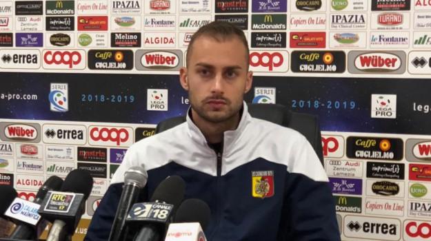 Catanzaro vs Catania, Jacopo Furlan, Catanzaro, Calabria, Sport