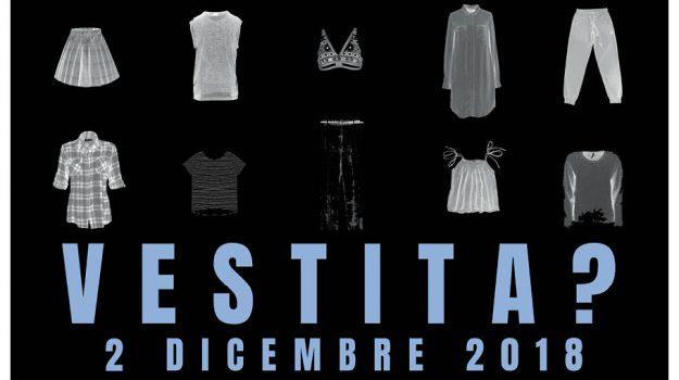 com'eri vestita mostra donne, Cosenza, Calabria, Cultura