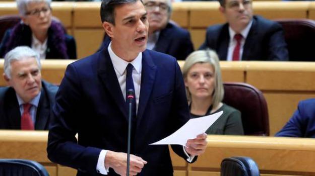 elezioni spagna, governo Spagna, Pablo Iglesias, Pedro Sanchez, Santiago Abascal, Sicilia, Mondo