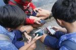 Bambini hanno 1300 foto o video su social entro i 13 anni