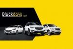 Opel illumina il 'Black Friday' con i fari IntelliLux