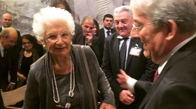 Liliana Segre Catanzaro, Elena Cattaneo, Liliana Segre, Catanzaro, Calabria, Cronaca