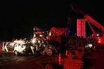 Cina, tir su coda auto: almeno 14 morti