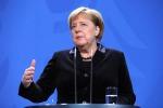 Atterraggio d'emergenza per la cancelliera tedesca Merkel
