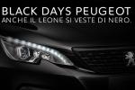 Black Friday, da Peugeot offerta su modelli 208, 2008 e 3008