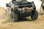 Gm defence perfeziona pick-up a idrogeno perf US Army