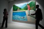 Hockney, record asta per artista vivente