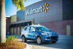 Ford si allea con Walmart per auto autonome per consegne