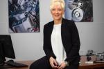 La presidente di Fpt Industrial, Annalisa Stupenengo