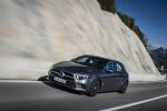 Su Mercedes classe A debuttano nuove motorizzazioni Euro 6d