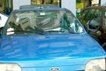 Auto abbandonate, a Napoli parte la segnalazione per e-mail